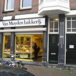 muyden bakkerij bakkers west amsterdam noord