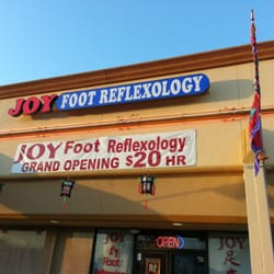foot reflexology houston