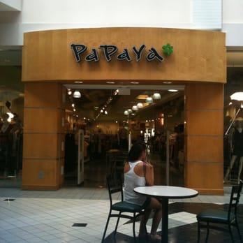 Papaya store front