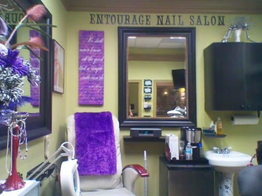 Entourage Nail Salon - Nail Salons - Glendale, AZ - Yelp