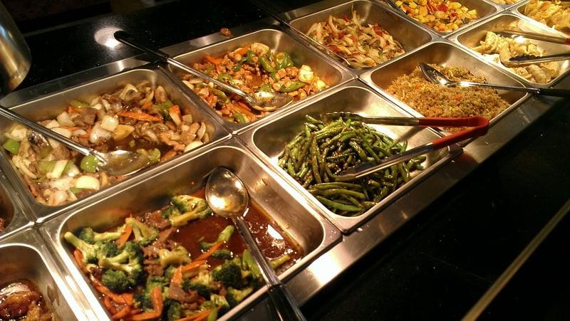 Chinese Food Buffet Near Here
