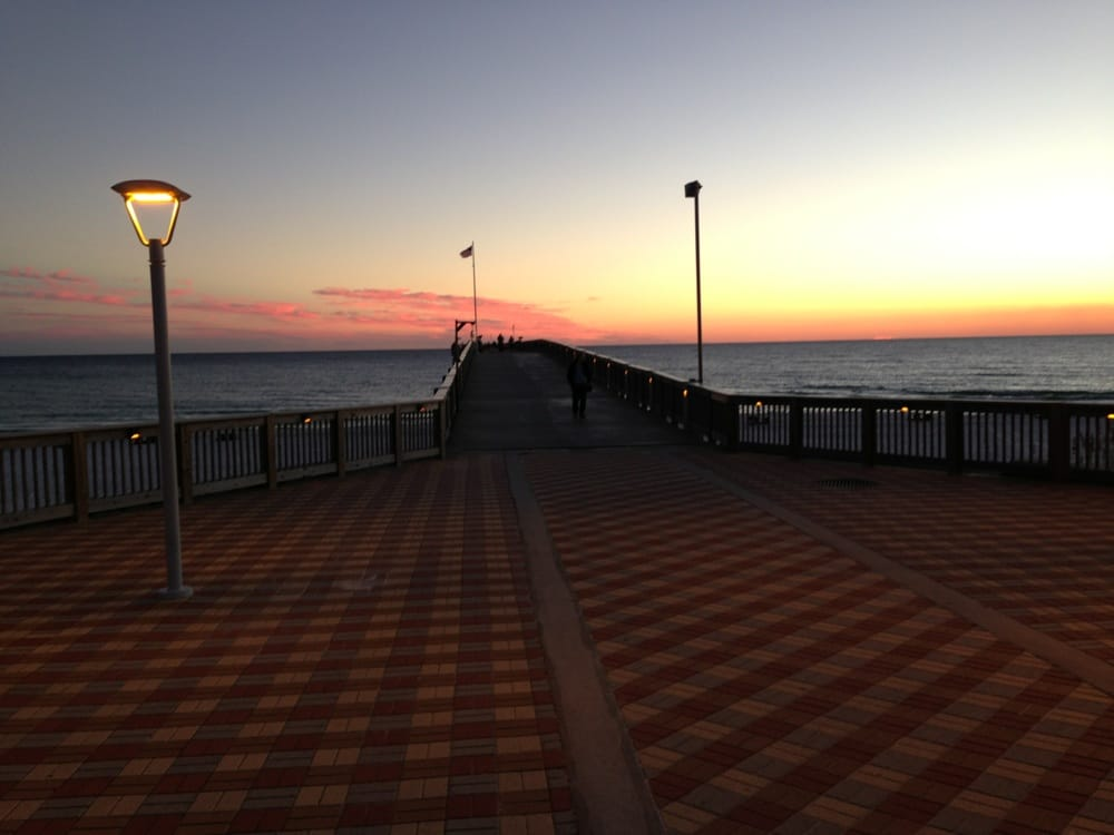 Mb miller county pier fishing panama city beach fl yelp for Panama city fishing pier