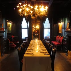 Bill s food and drink american new midtown east for Best private dining rooms midtown