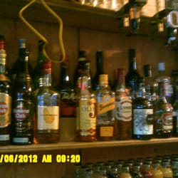 A small sample of the barrels Rum…