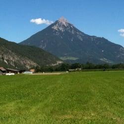 Imster Funktaxizentrale, Imst, Tirol, Austria