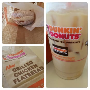 dunkin donuts iced coffee 99 cents