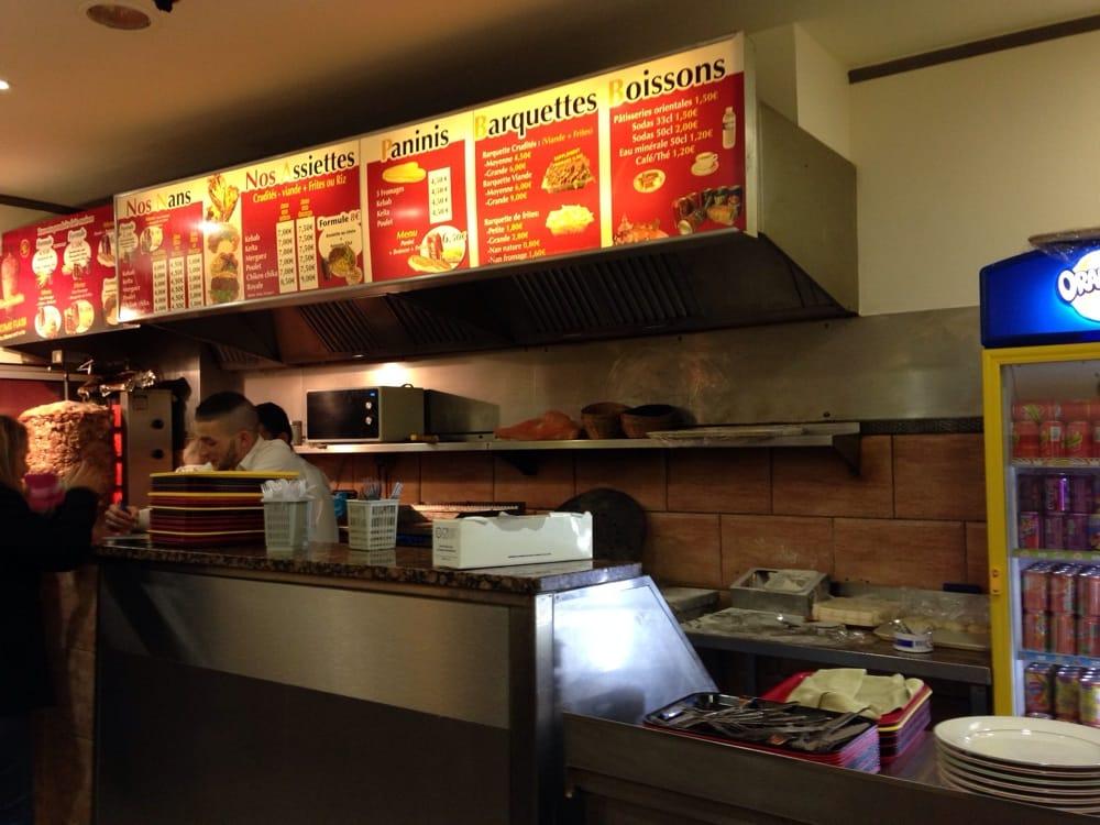 kebab caf kebab jeanne d 39 arc toulouse frankreich. Black Bedroom Furniture Sets. Home Design Ideas
