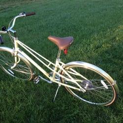 Kirk's Bike Shop - My bike from Kirk's. - Muncie, IN, Vereinigte Staaten