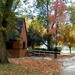 McKenzie pavillion in Fnsbury park