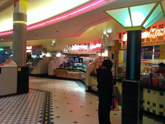 Food Near White Flint Mall