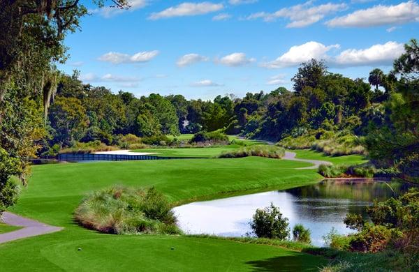Arthur Hills Golf Course Hilton Head Island