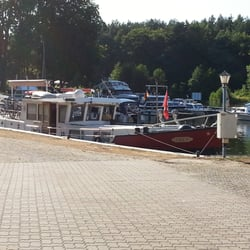 Yachthafen Marina, Marienwerder, Brandenburg