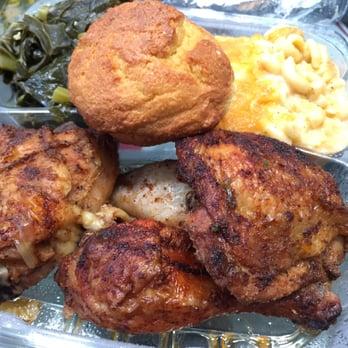 Southern Cafe Oakland Ca Menu