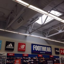 Big 5 Sporting Goods - Lincoln, CA, United States. Variety of shoes to