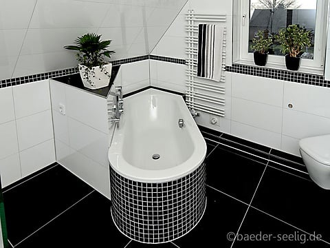 badewanne und dusche im dachgeschossbad yelp. Black Bedroom Furniture Sets. Home Design Ideas