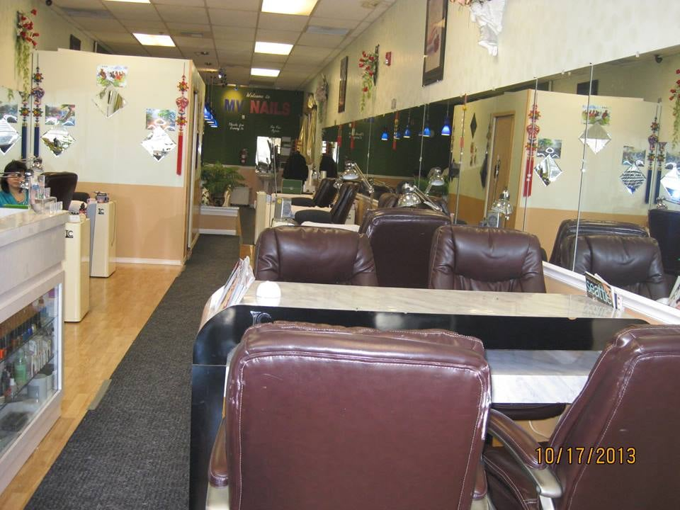 M v nails nail salons maple valley wa united states for 108th and maple nail salon