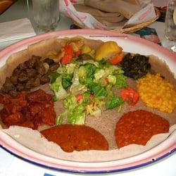 Enat Ethiopian logo