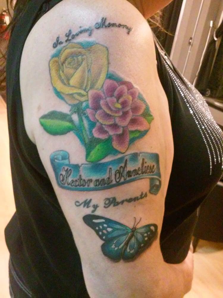 Damaged lifestyle tattoos 65 photos tattoo 331 main for Main st tattoo