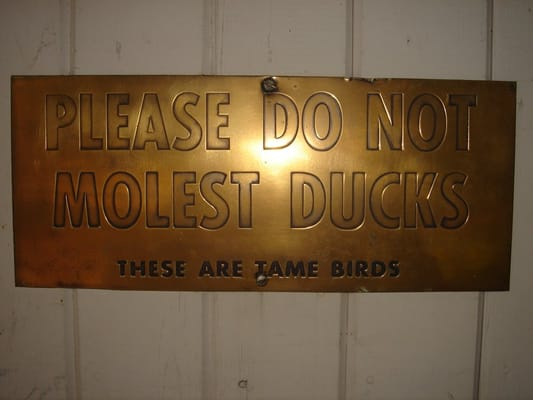 Sutter Creek Inn - No Molesting Ducks! - Sutter Creek, CA, Vereinigte Staaten