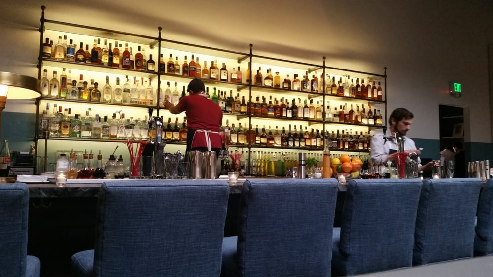 The bar yelp for Food bar santa monica