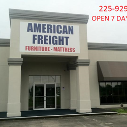 American Freight Furniture And Mattress Baton Rouge Baton Rouge La Yelp