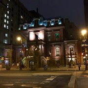 The Inn at The Union League - Philadelphie, PA, États-Unis. Front of building