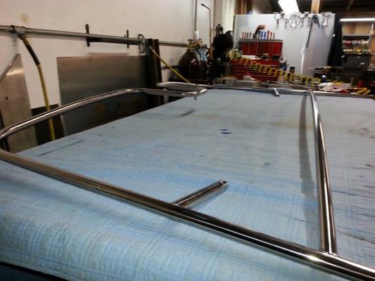 Gary Snyder fabrication