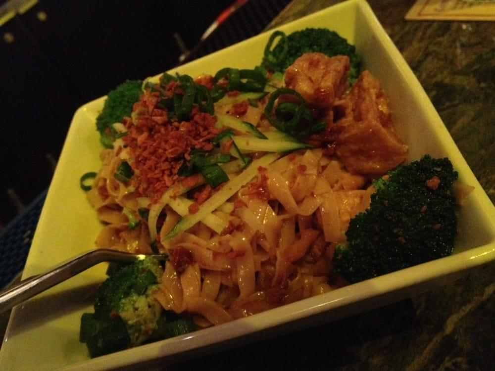 Garlic Tofu Noodles Rangoon Ruby Garlic Noodles