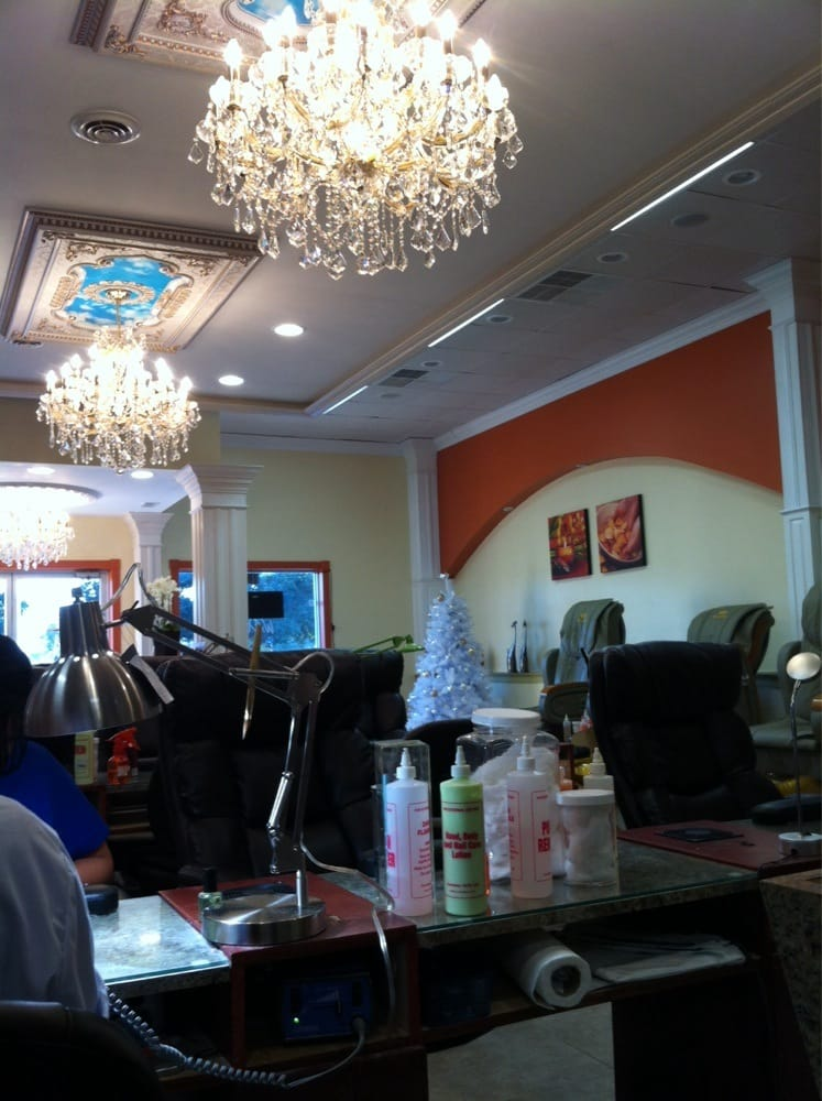 Vip nail spa nail salons 1325 country club rd for 24 hour nail salon queens ny