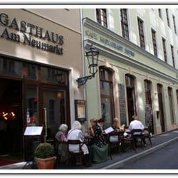 Gasthaus Am Neumarkt, Dresden, Sachsen