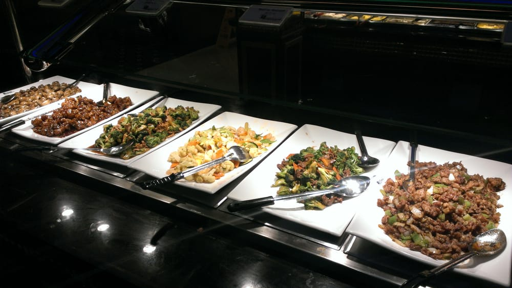 Teppanyaki grill supreme buffet japanese fridley mn for Fish buffet near me