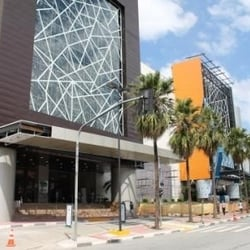 Nova fachada do Plaza Sul