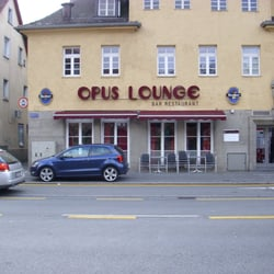 Opus Lounge, Fürth, Bayern, Germany