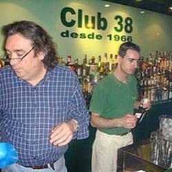 Club 38, Palencia, Spain