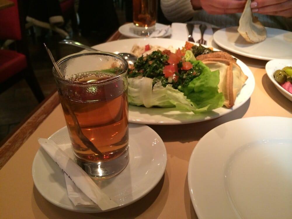 Noura marceau cucina libanese champs elys es parigi for Noura alma marceau