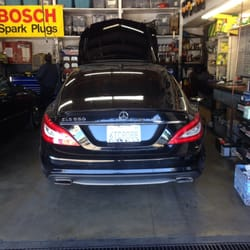 Vaco mercedes benz service east hollywood los angeles for Mercedes benz service los angeles