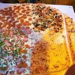 pizza machine gallatin tn menu