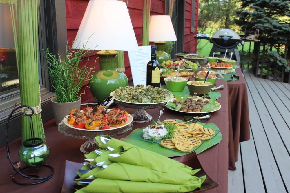 Company backyard party yelp - Sideboard lila ...