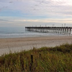 Buddy s crab house oyster bar seafood surf city nc for Surf city fishing pier