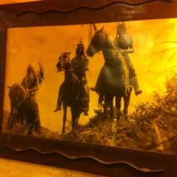 Le Cheyenne, Tours