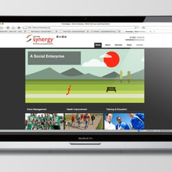 Active Synergy Website