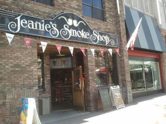 Smoke Shops Near Salt Lake City