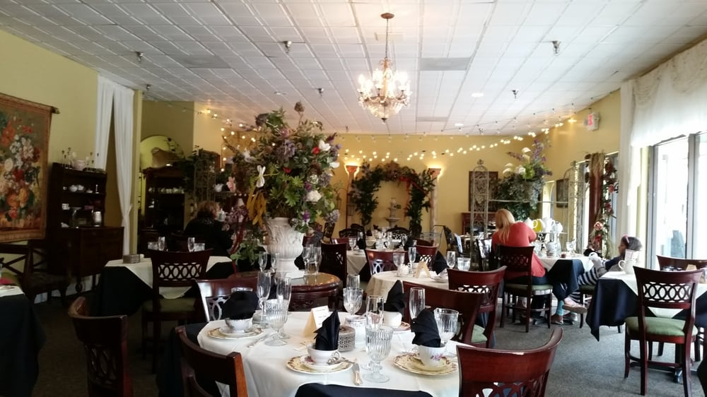 Tea Rooms Near Tampa Fl