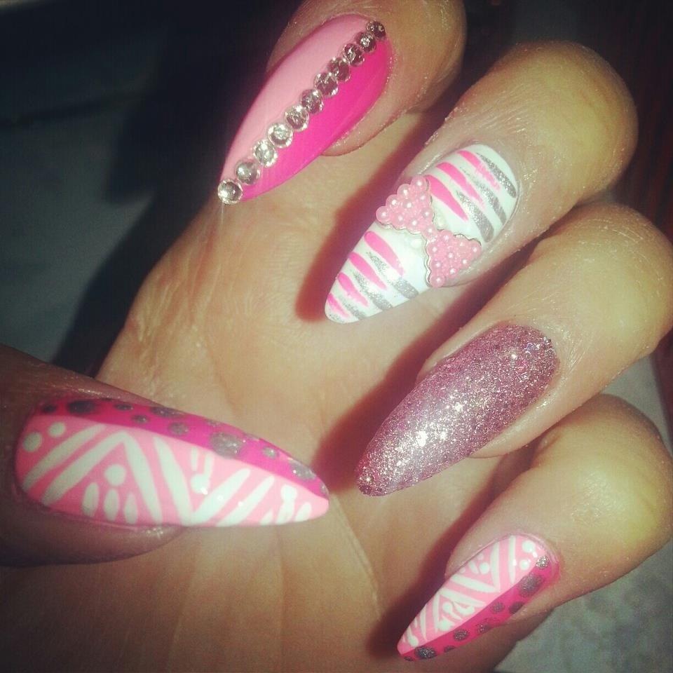 Awesome nails plus nail salons mattapan boston ma for A plus nail salon
