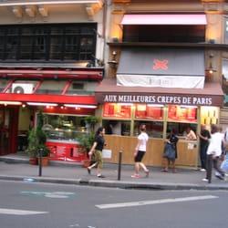Aux Meilleures Crêpes de Paris, Paris, France