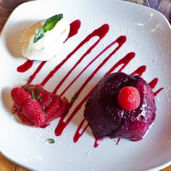 Summer Berry Pudding with Chantilly Cream