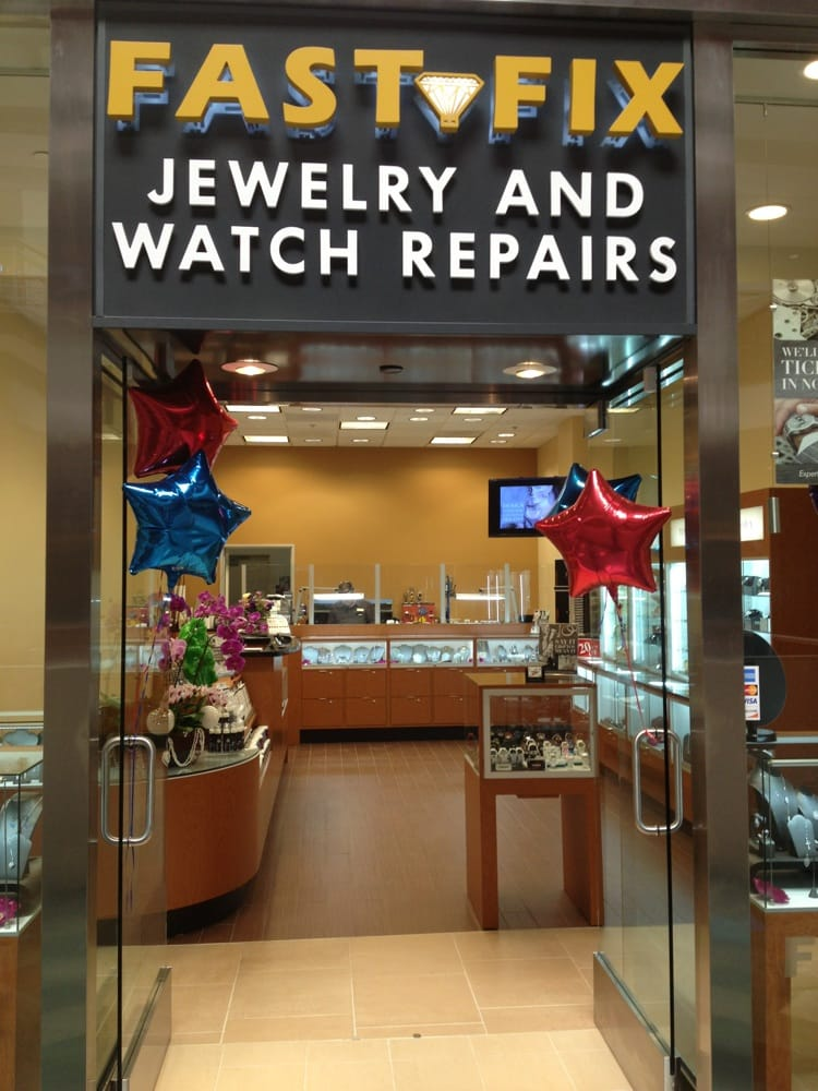 Fast fix jewelry and watch repairs 16 photos jewelry for Fast fix jewelry repair