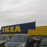 Ikea furniture shops zaventem vlaams brabant yelp for Ikea driving directions