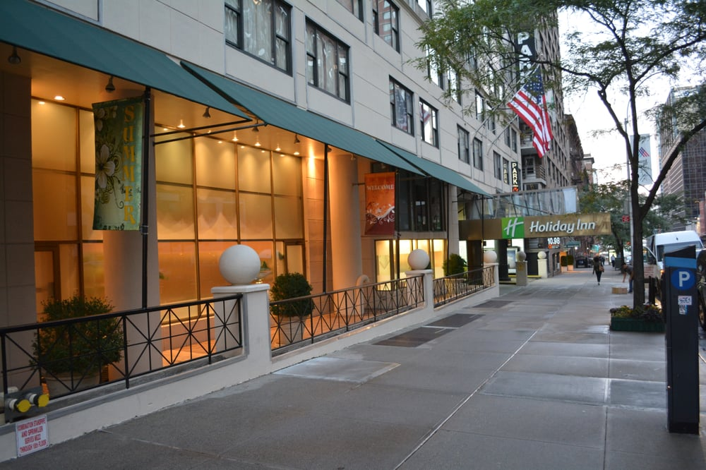Holiday inn new york city midtown 57th st 47 billeder for Luxury extended stay hotels nyc