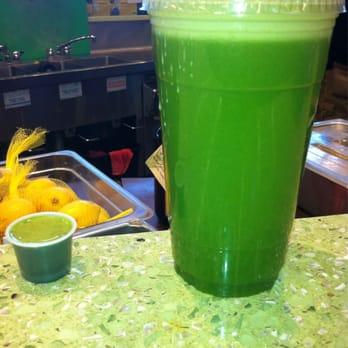 Whole foods jamboree juice bar 46 photos juice bars for Whole food juice bar menu